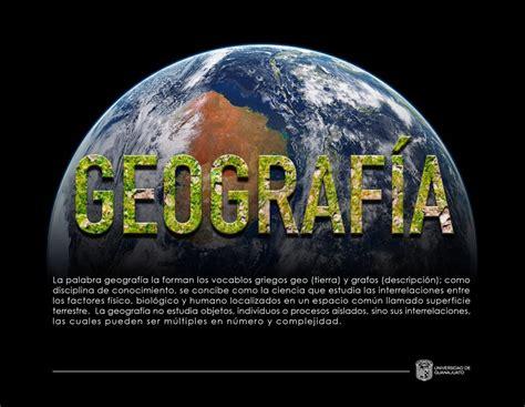 Geografía – Repositorio de Objetos de Aprendizaje UG