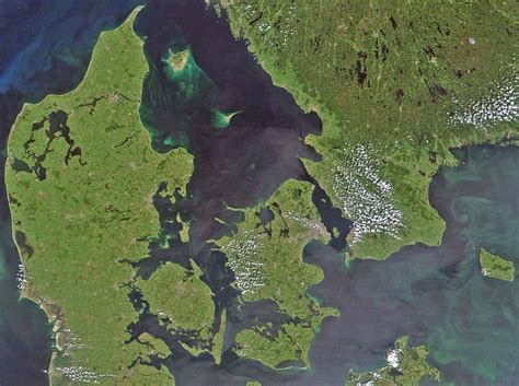 Geography of Denmark   Wikipedia