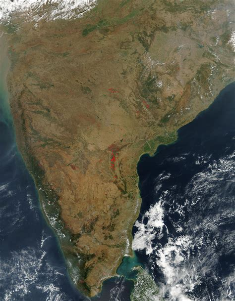 Geography of South India   Wikipedia