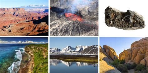 Geología   Información y Características   Geografía