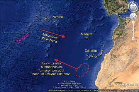 geología: LAS ANTIGUAS CANARIAS