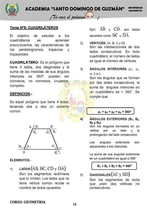 Geometria 5 Primaria Ejercicios   SEONegativo.com