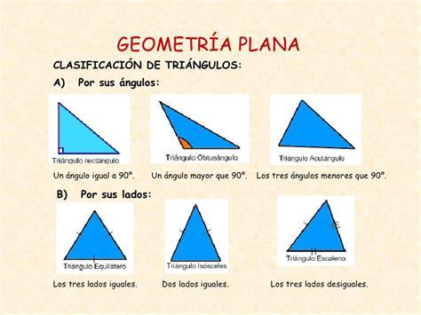 Geometría   triángulos