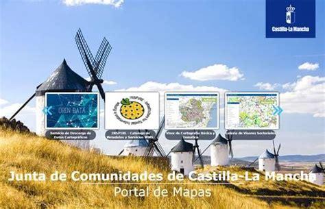 Geoportal de Castilla La Mancha, ya disponible! | Manchas ...
