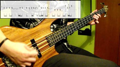 George Baker   Little Green Bag  Bass Cover   Play Along ...