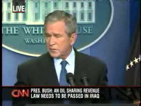 George W Bush says Saddam killed the Mandelas?   YouTube