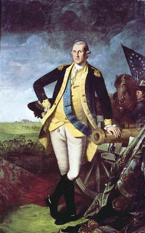 George Washington, el héroe de la independencia de Estados ...