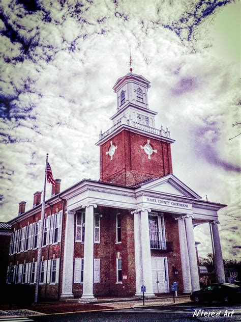 Georgetown Delaware Courthouse