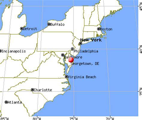 Georgetown, Delaware  DE 19947  profile: population, maps ...