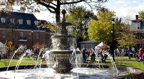 Georgetown, Delaware   The Circle | Main Street Blog