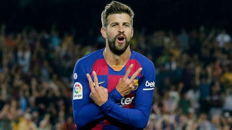 Gerard Piqué cumple otro sueño: jugador catalán del año ...