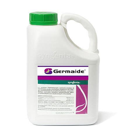 Germaide herbicida Oxifluorfen 15% + Diflufenican 4% ...