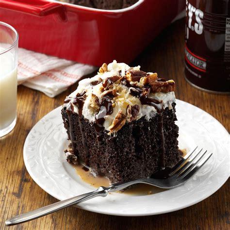 German Chocolate Tres Leches Cake Recipe   KeepRecipes ...