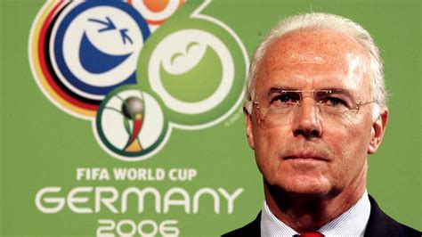 German great Franz Beckenbauer targeted in FIFA ethics ...
