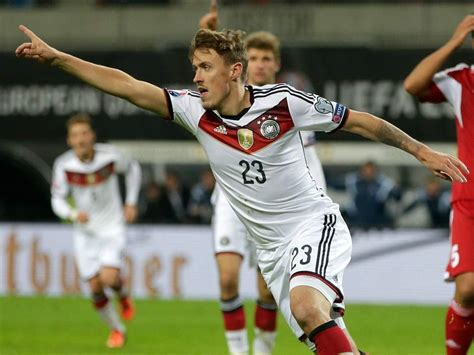 German soccer player kicked off national team after string ...