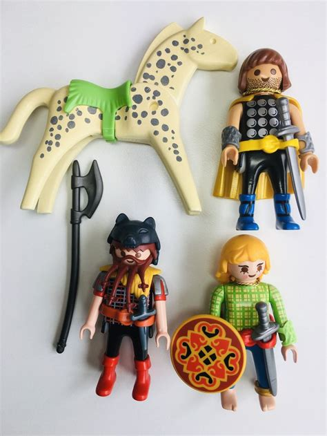 German Warriors en 2020 | Playmobil, Triquetra, Ebay