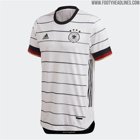 Germany Euro 2020 Home Kit Released   Footy Headlines