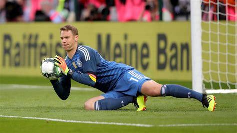 Germany goalkeeper Neuer makes comeback against Austria ...
