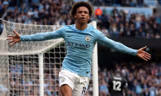 Germany recall Manchester City winger Leroy Sane   Daily ...