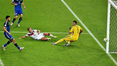 Germany vs. Argentina   Football Match Report   July 13 ...