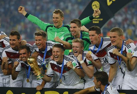 Germany Youth System Shines At 2014 World Cup   Business ...
