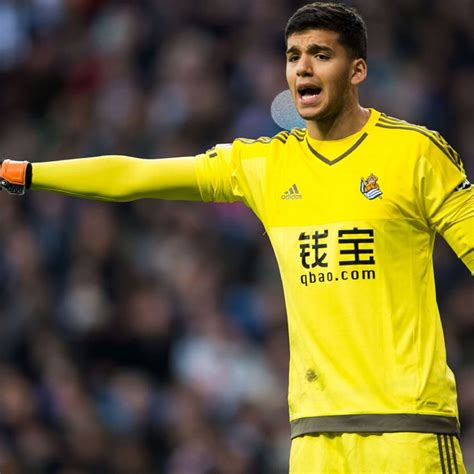 Geronimo Rulli hints at Manchester City return upon Real ...