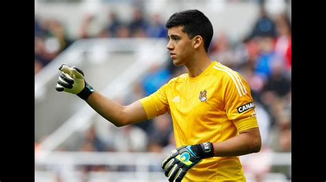 Geronimo Rulli V FC Barcelona 1 0 | Individual Highlights ...