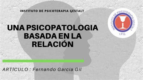 gestalt archivos   Instituto de Psicoterapia Gestalt IPG ...