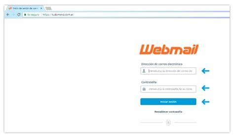 Gestión de interface de Webmail   IntermediaSP
