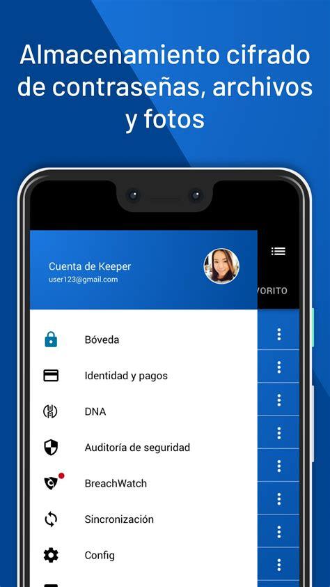 Gestor de contraseñas de Keeper for Android   APK Download