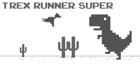 Get Dino runner   Trex Chrome Game   Microsoft Store