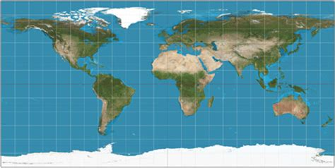 Get to Know a Projection: Mercator | WIRED
