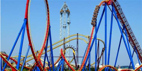 Get Your Fun On At 6 Theme Parks Near Madrid!   Citylife ...