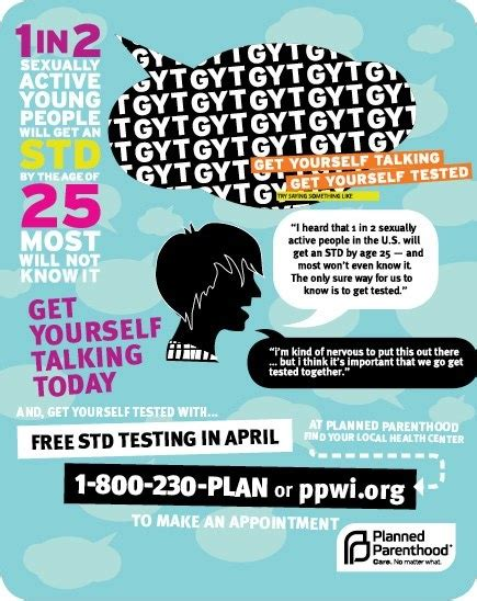 Get Yourself Tested  GYT  month continues! Have you gotten ...