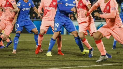 Getafe   Barcelona: horario y dónde ver en directo por TV ...