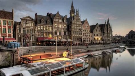 Ghent   Belgium   YouTube