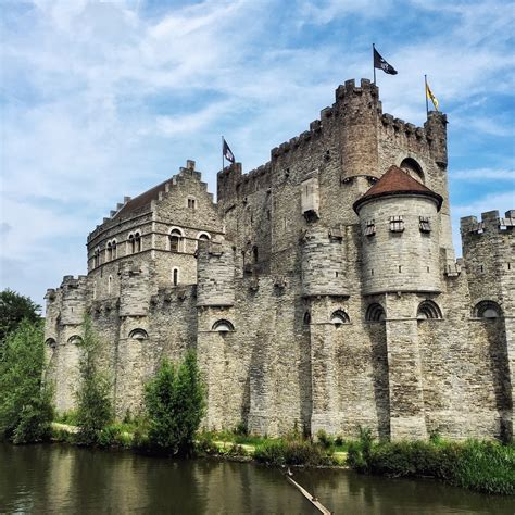 Ghent Flanders Belgium attractions travel tourism | Love 2 Fly