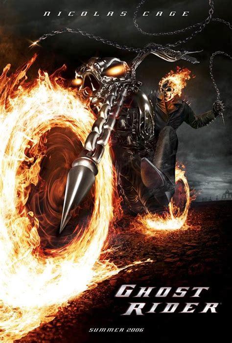 Ghost Rider  2007  Poster #3   Trailer Addict