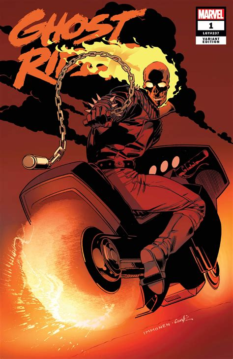Ghost Rider  2019  #1  Variant  | Comic Issues | Marvel