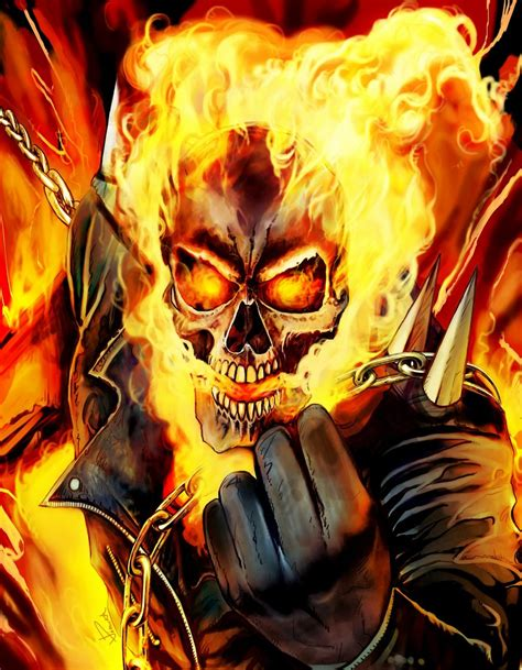 Ghost Rider and the No Good, Very Bad Contract | Work Made ...