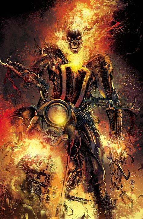 Ghost Rider  Comics  | Omniversal Battlefield Wiki | Fandom