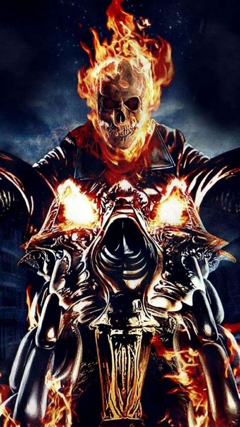Ghost Rider HD Wallpaper Lock Screen for Android   APK ...