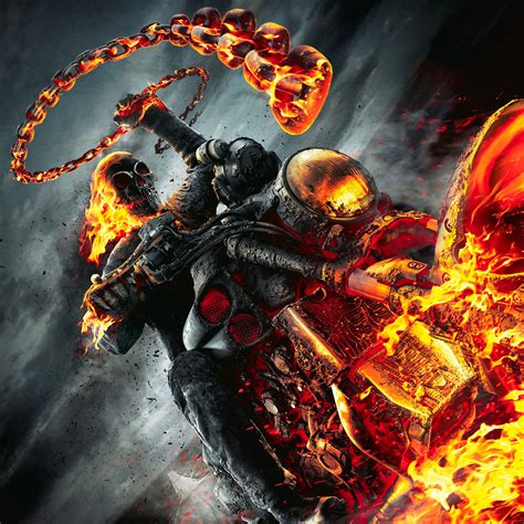 Ghost Rider   iPad Wallpaper for iPhone 11, Pro Max, X, 8 ...