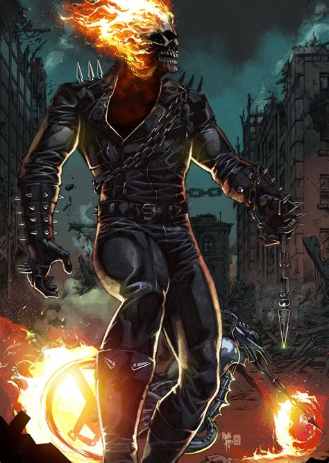 Ghost Rider pictures and jokes :: Marvel :: fandoms ...