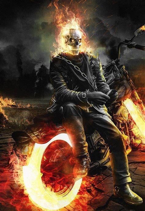 Ghost Rider – mic