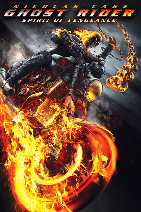 GHOST RIDER: SPIRIT OF VENGEANCE | Sony Pictures Entertainment