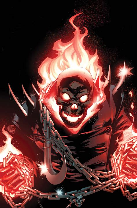 Ghost Rider Vol 7 1   Marvel Comics Database