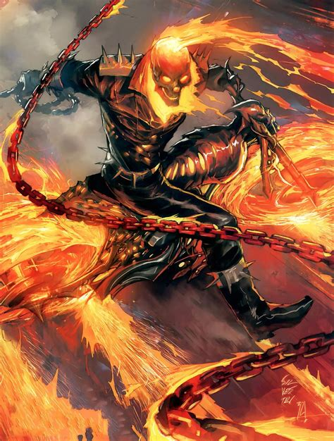 Ghost Rider Wallpapers HD Backgrounds