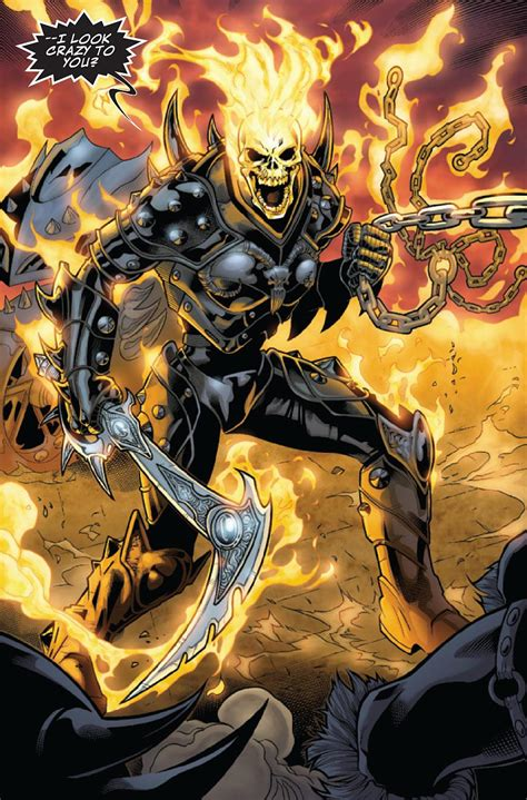 Ghost Riders: The History of Marvel s Several Spirits of ...