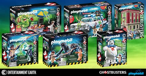 Ghostbusters Playmobil Toys Are Ready to Believe You!